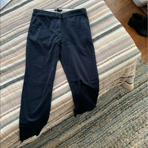 Size 4 H&M Blue Trousers